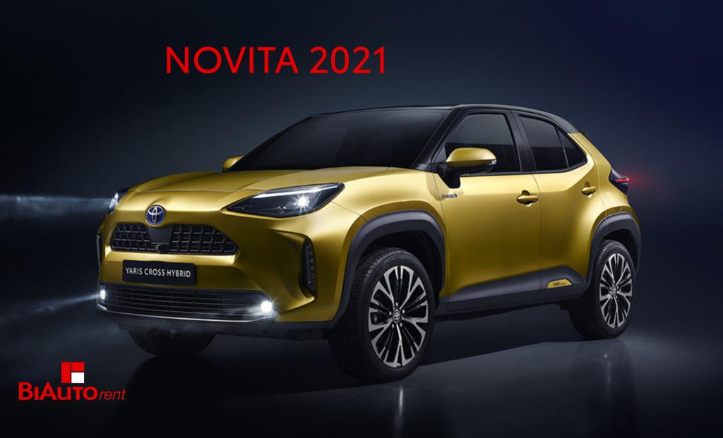 novità auto 2021